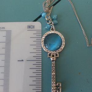 Premier Jewelry Key Necklace